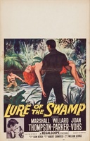 Lure of the Swamp movie poster