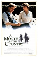 A Month in the Country movie poster