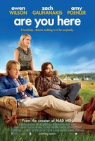 Are You Here movie poster