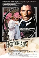The Bostonians movie poster