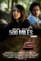 500 Miles movie poster