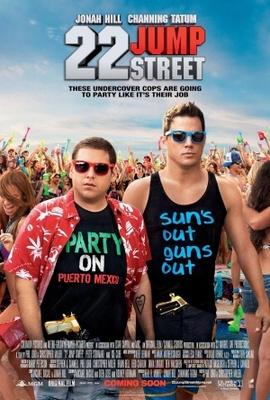 22 Jump Street poster #1191481