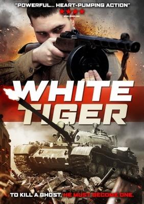 Belyy tigr poster #1191484
