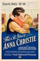 Anna Christie movie poster