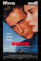Wisdom movie poster