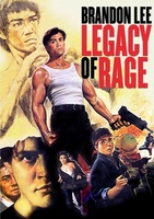 Legacy Of Rage movie poster