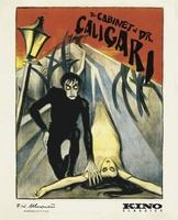 Das Cabinet des Dr. Caligari. movie poster