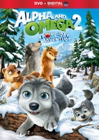 Alpha and Omega 2: A Howl-iday Adventure movie poster