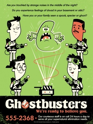 Ghost Busters poster #1199913