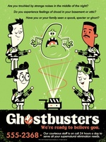 Ghost Busters #1199913 movie poster