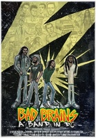 Bad Brains: A Band in DC movie poster