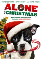Alone for Christmas movie poster