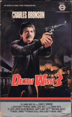 Death Wish 3 poster #1213409