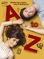 A to Z movie poster