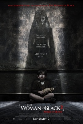The Woman in Black: Angel of Death movie poster