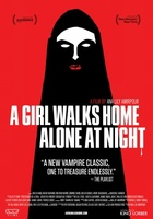 A Girl Walks Home Alone at Night movie poster