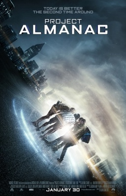 Project Almanac movie poster