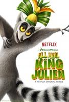 All Hail King Julien movie poster
