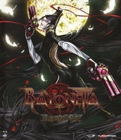 Bayonetta: Bloody Fate movie poster
