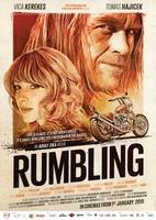 Burácení movie poster