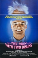 The Man with Two Brains movie poster