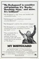 My Bodyguard movie poster
