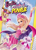 Barbie in Princess Power movie poster