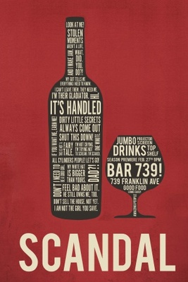Scandal poster #1230779