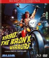 1990: I guerrieri del Bronx movie poster