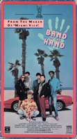 Band of the Hand movie poster