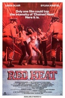 Red Heat movie poster
