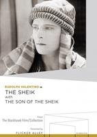 The Sheik movie poster