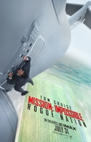 Mission: Impossible - Rogue Nation movie poster