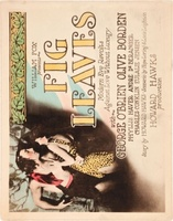Fig Leaves movie poster