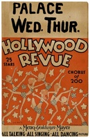 The Hollywood Revue of 1929 movie poster