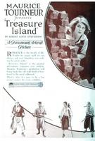 Treasure Island movie poster