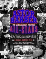 Astor Barber All-Stars movie poster