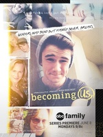 Becoming Us movie poster