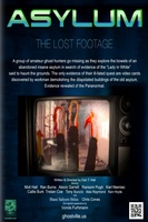 Asylum, the Lost Footage movie poster