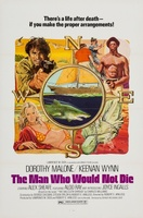The Man Who Would Not Die movie poster
