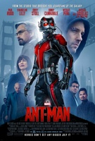 Ant-Man movie poster