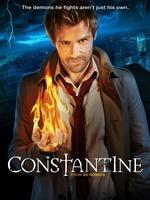 Constantine movie poster