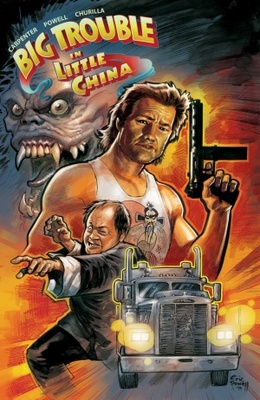 Big Trouble In Little China poster #1249053