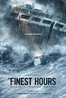 The Finest Hours (2015) movie poster #1255373