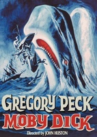 Moby Dick movie poster