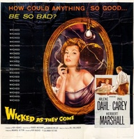 Wicked as They Come movie poster