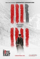 The Hateful Eight (2015) movie poster #1256392