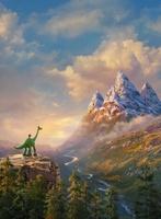 The Good Dinosaur (2015) movie poster #1256408
