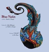 Blue Violin movie poster