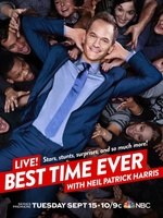 Best Time Ever with Neil Patrick Harris movie poster